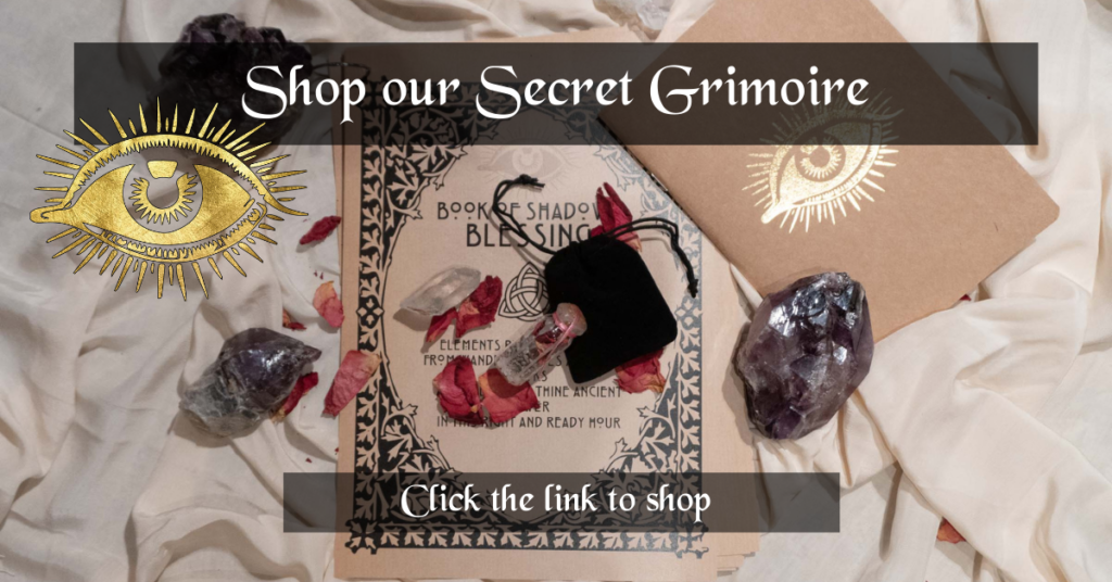 secret grimoire