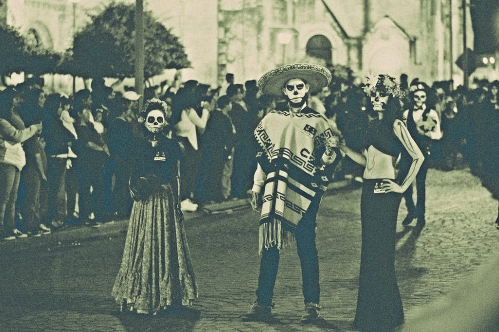 Día de Los Muerto celebrations