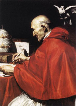 Pope Gregory the First