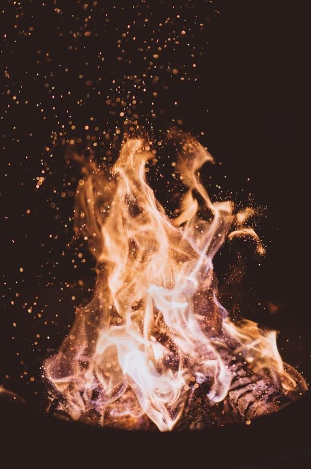 Bonfire for Samhain