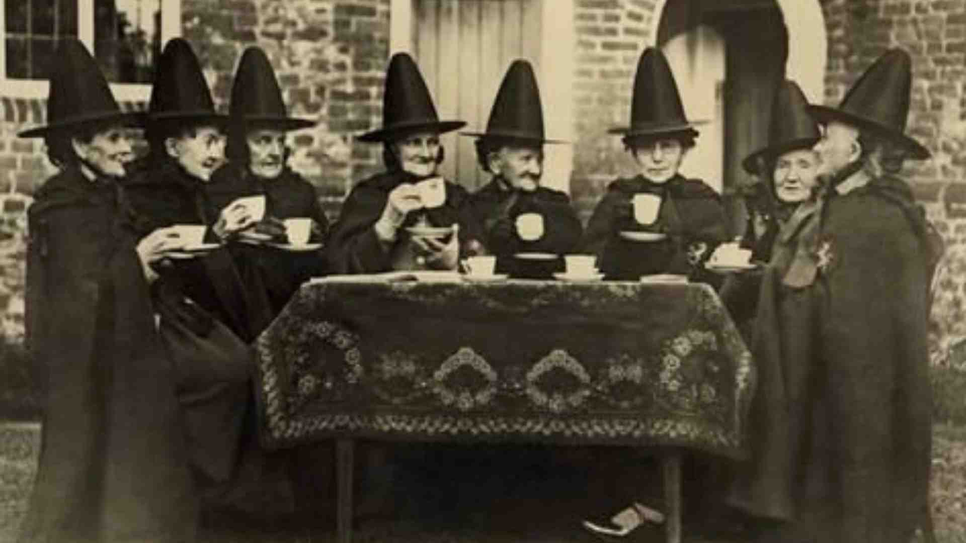 Whats a Wiccan Coven