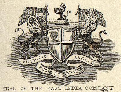 East India Company Sigil