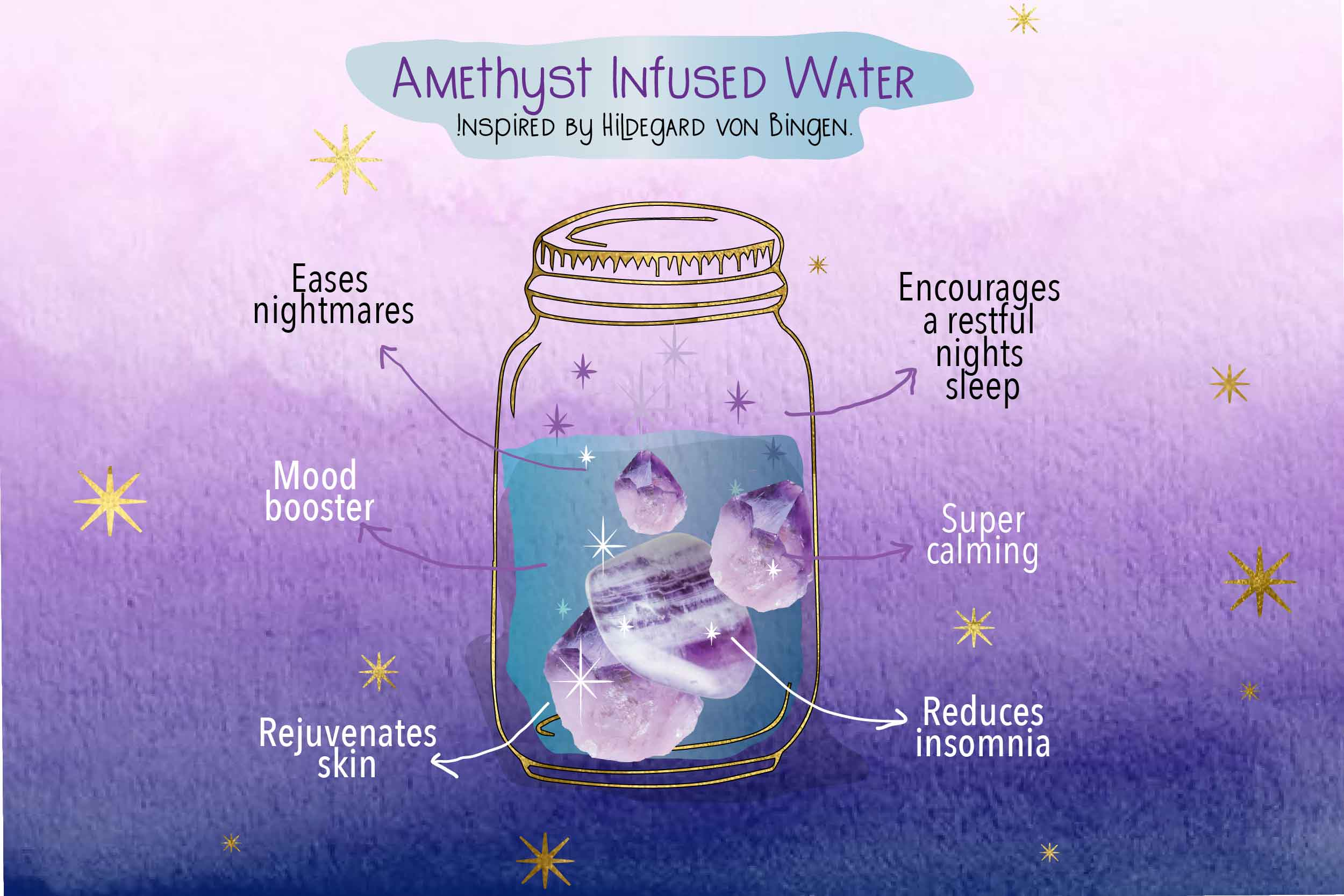 amethyst crystal benefits