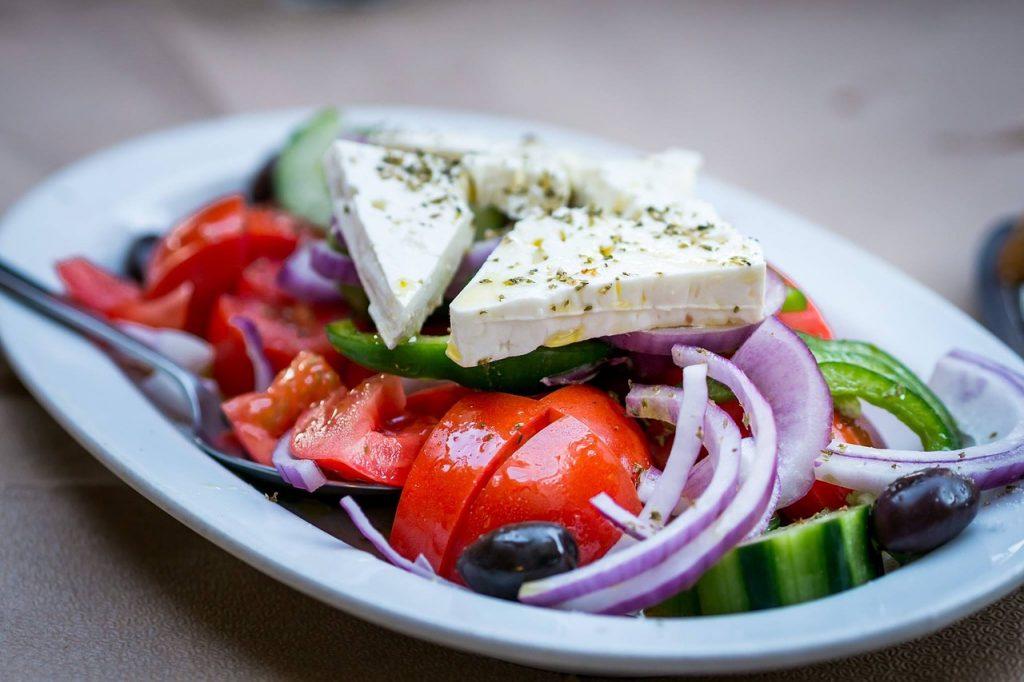 greek salad imbolc recipes