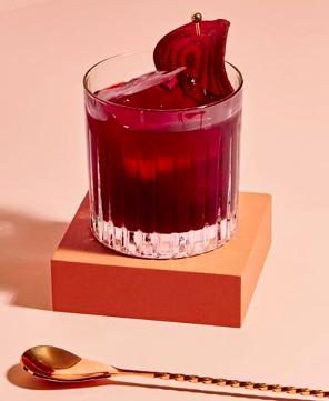 velvet bar berlin beetroot cocktail