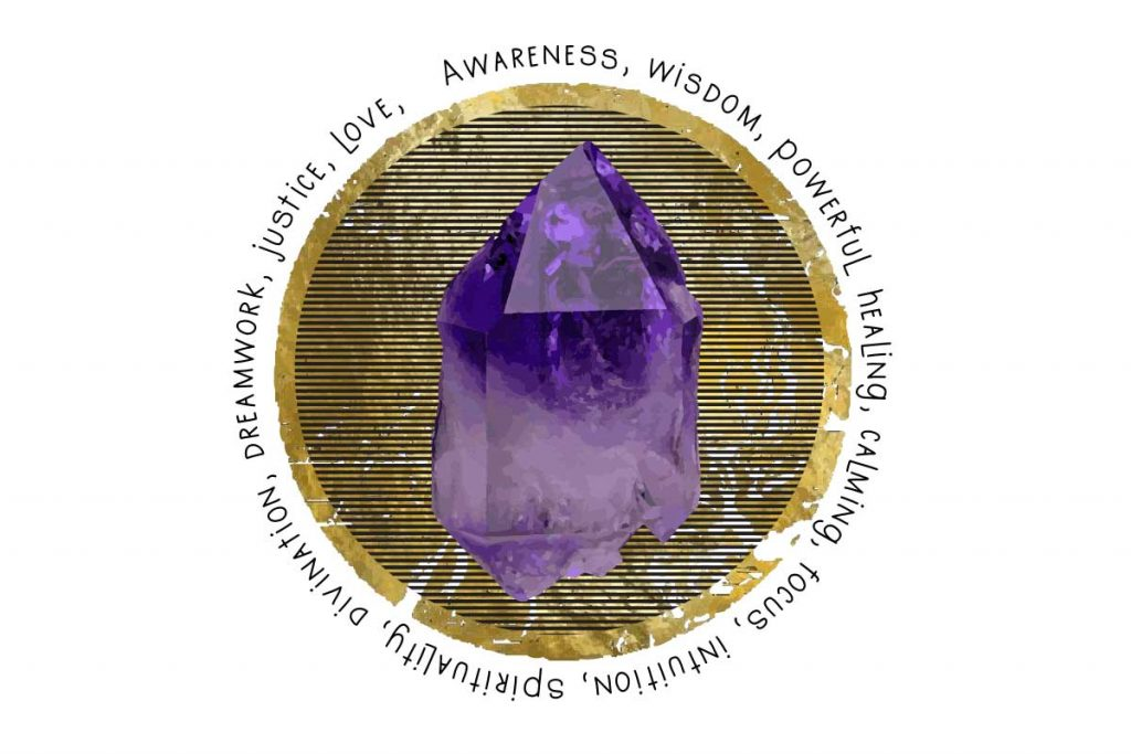 Crystal Correspondences - Amethyst