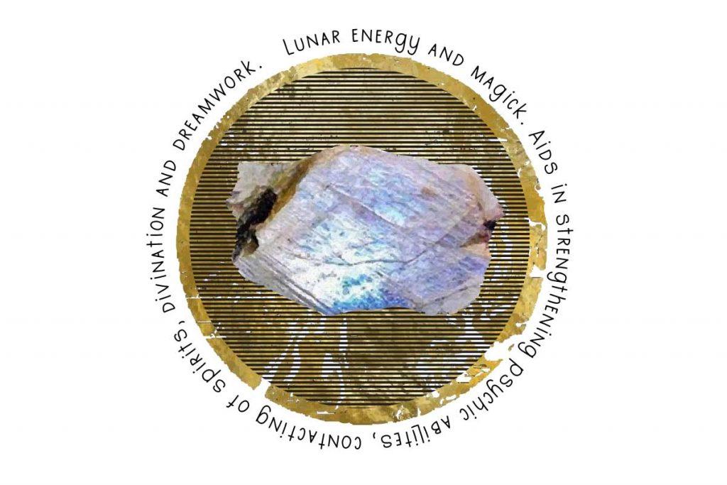 Crystal Correspondences  - Moonstone