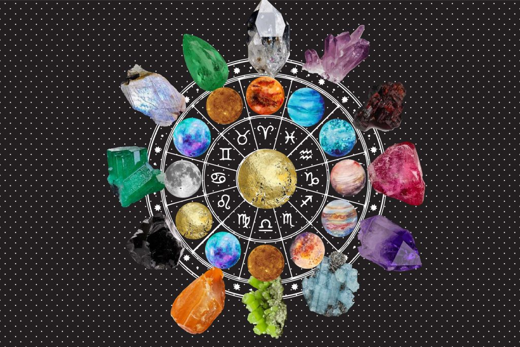 Crystals for Each Zodiac Sign