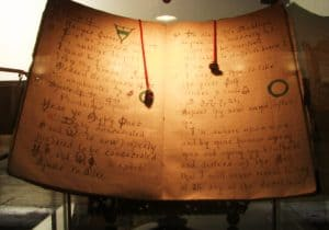 original book of shadows