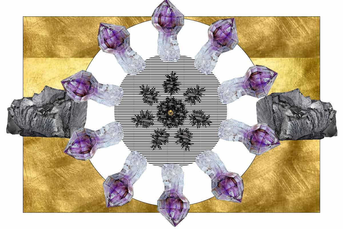 EMF Blocking Crystals