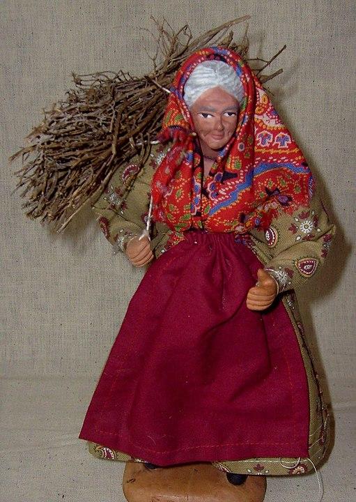 european kitchen witch