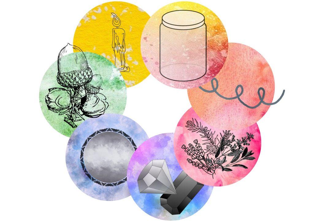 protection jar spell ingredients