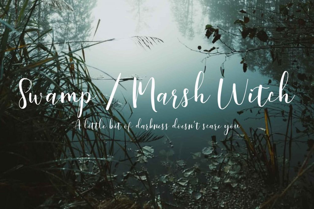 Water Magick - Swamp witches