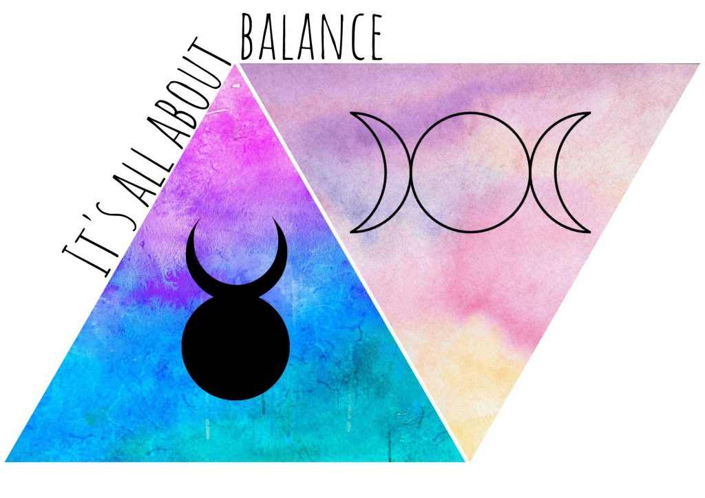 meaning of wicca it's all about balance image