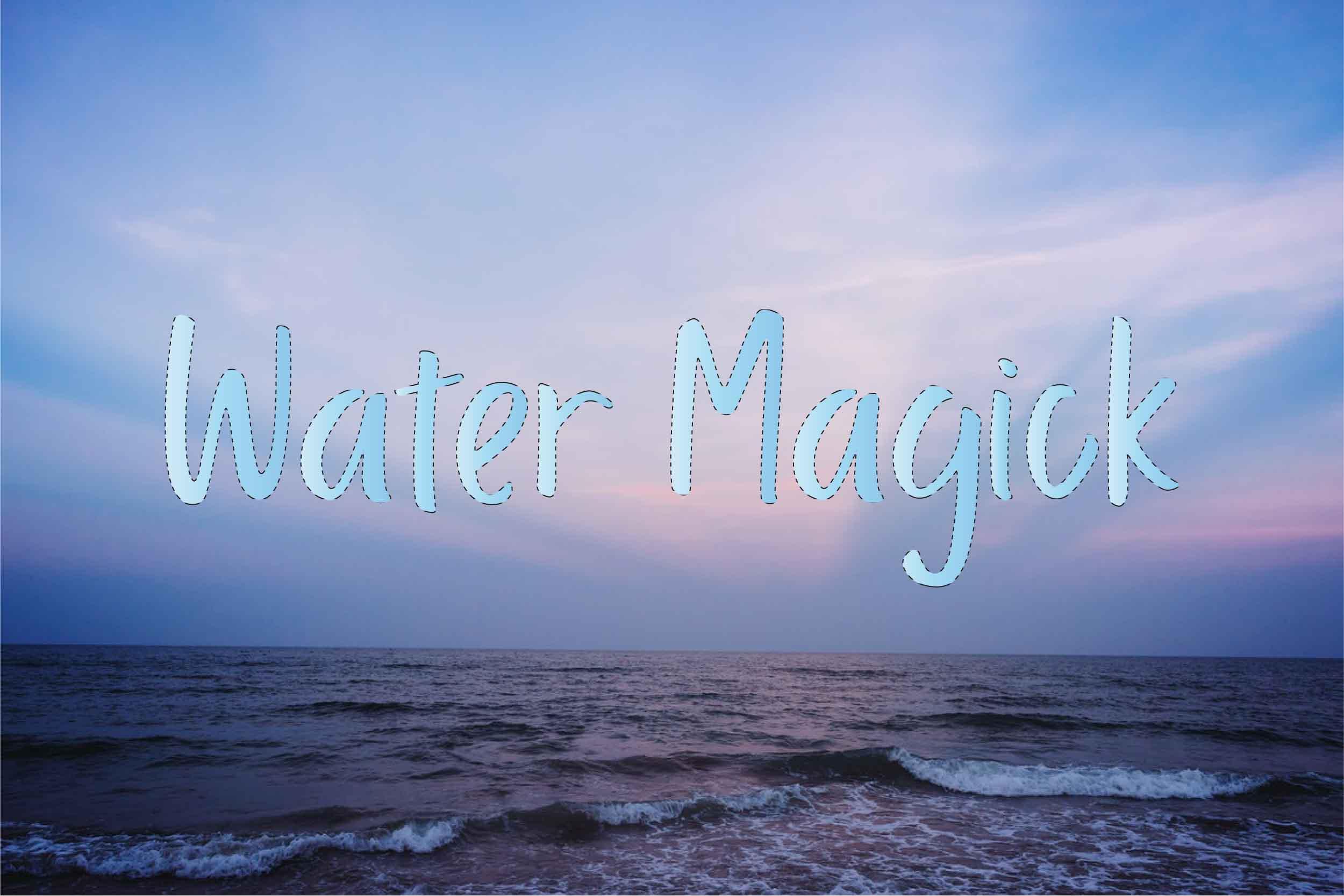 Water Magick
