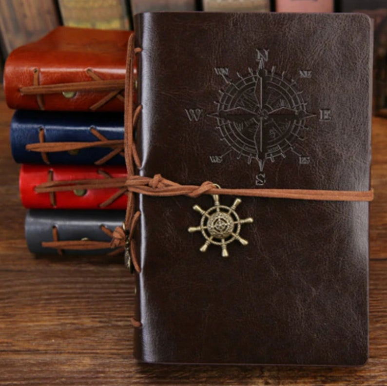black grimoire journal