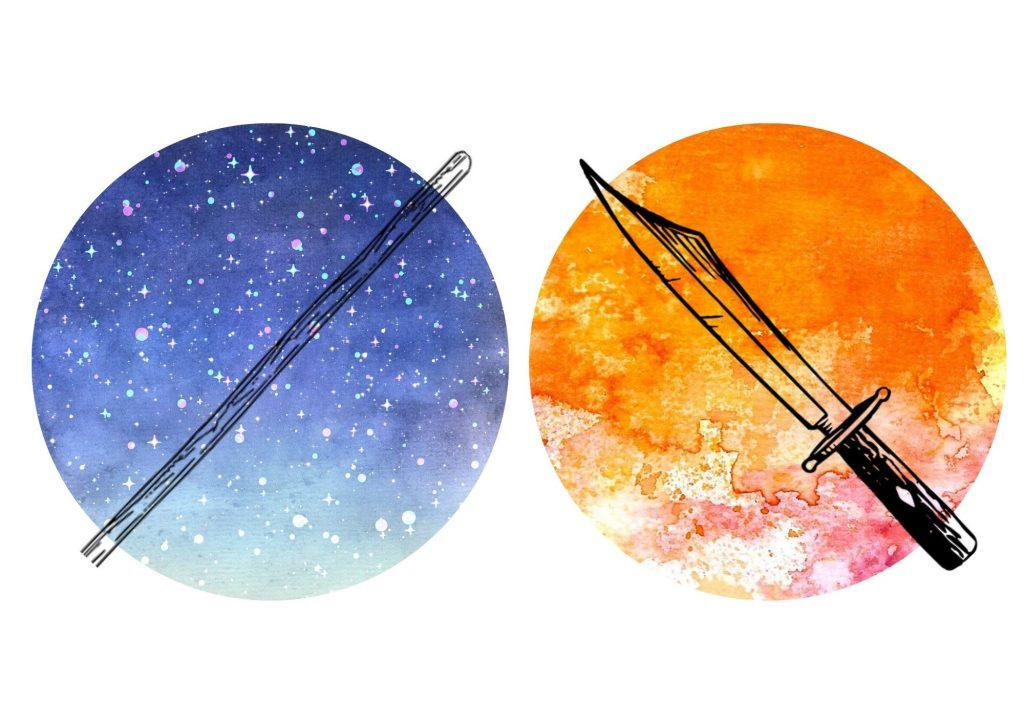 wand vs anthame