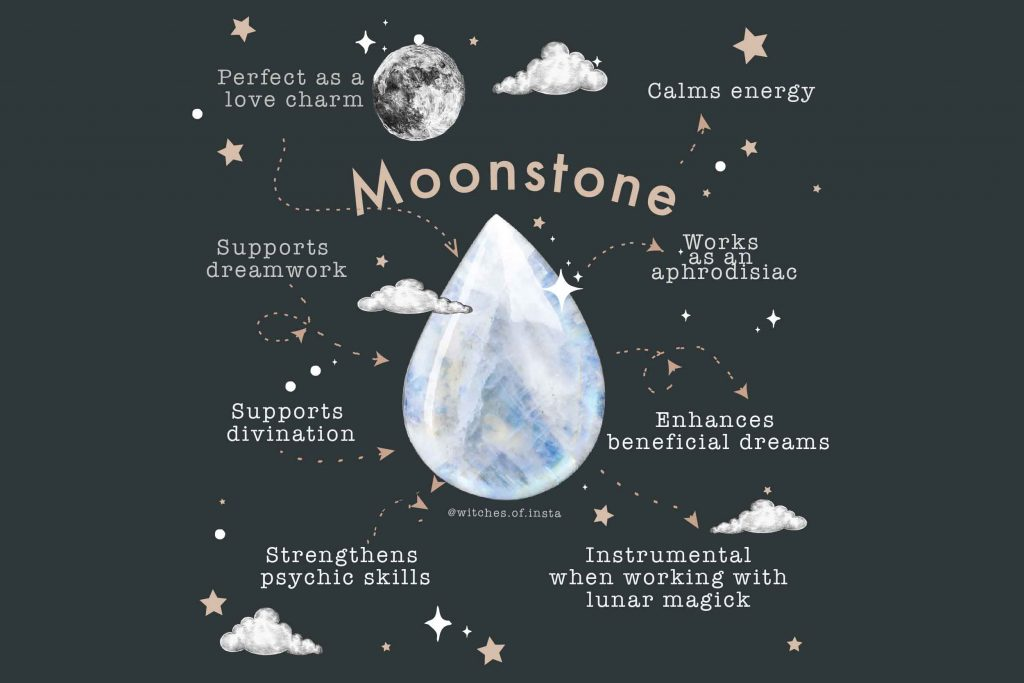 Moonstone Benefits