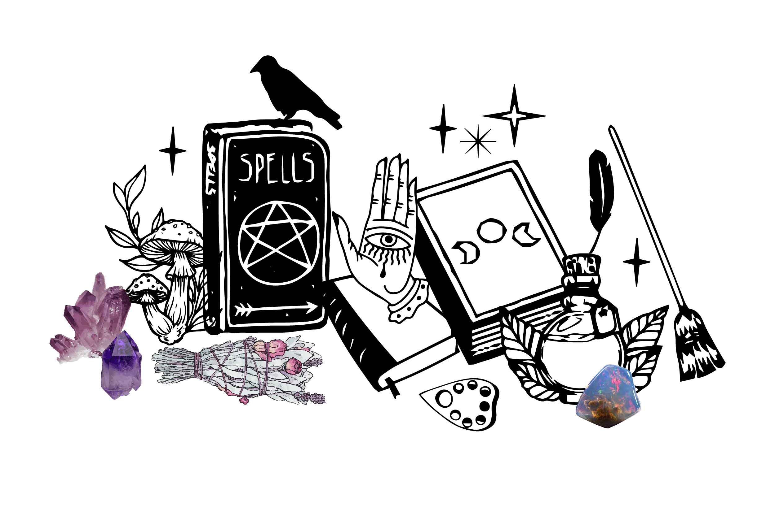 The Best Witchy Books For Beginners