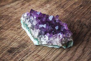 wiccan heaing crystal #1 amethyst