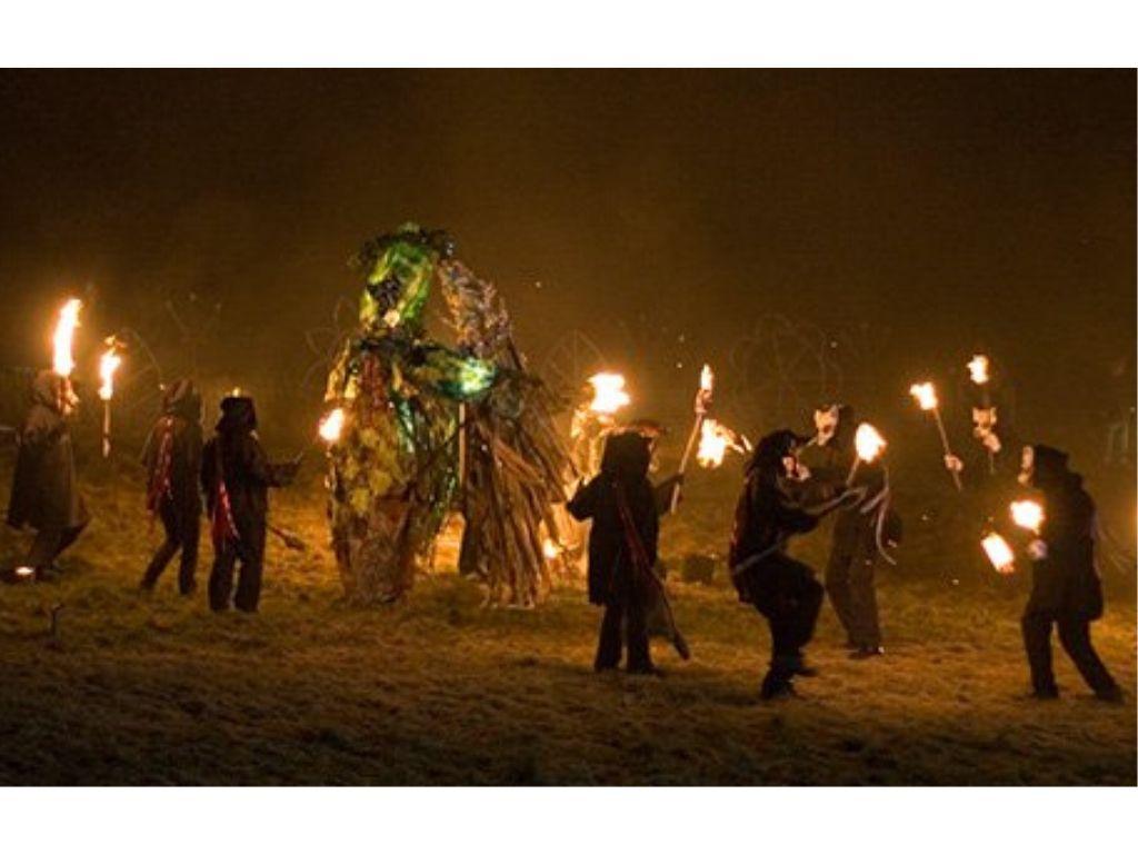 iris celebration of samhain