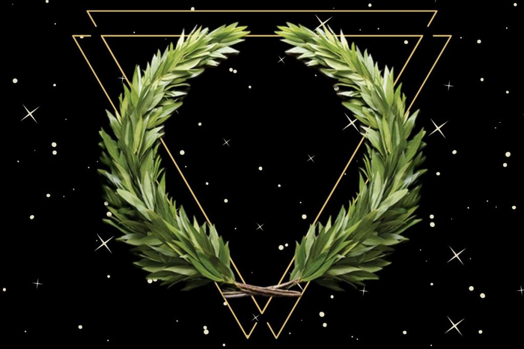 magickal properties of bay leaves laurel wreath