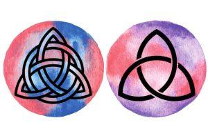 witchcraft symbol #16 Triquetra