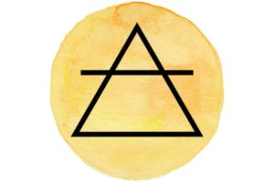 witchcraft symbol #3 air element