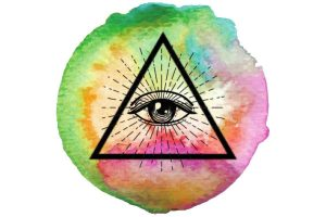 witchcraft symbol #9 all seeing eye
