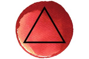 witchcraft symbol #2 fire element