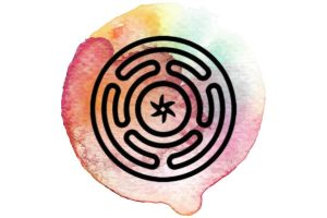 witchcraft symbol #10 hecates wheel