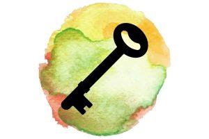 witchcraft symbol #23 key