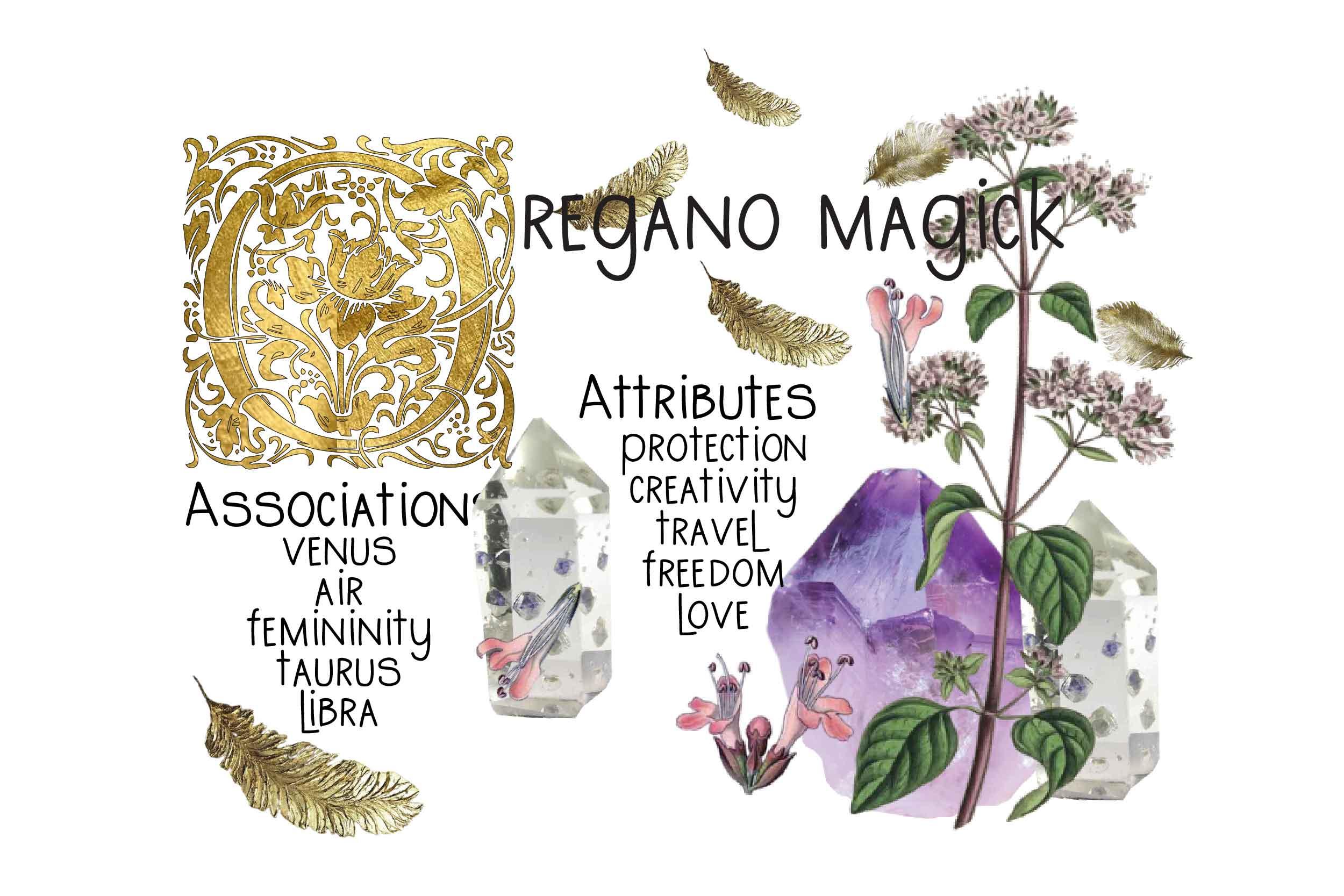 Oregano Magick