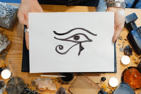 Protection Symbol - Eye of Horus