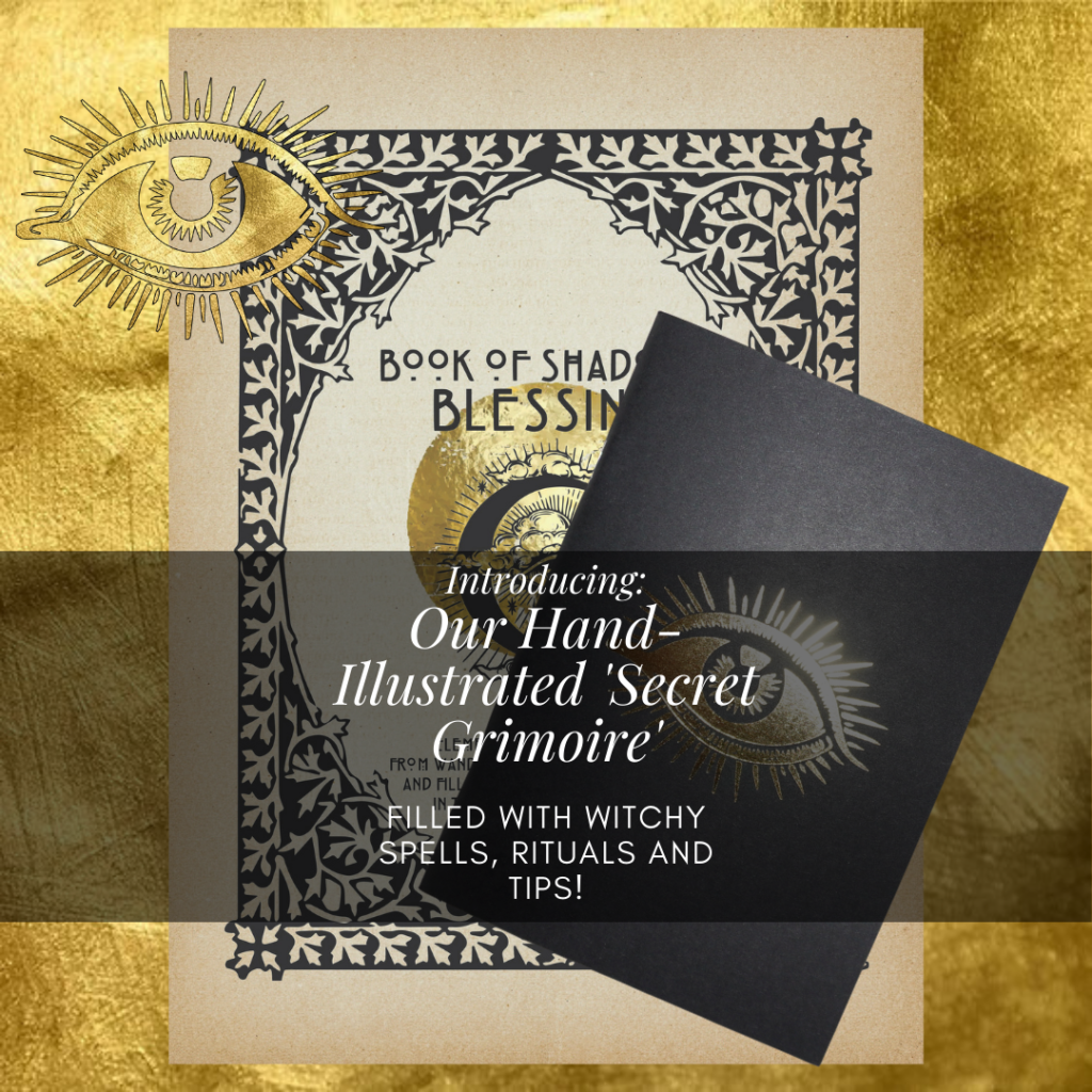 secret grimoire by witches of insta image